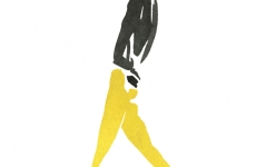 COOL WITH MY YELLOW PANT